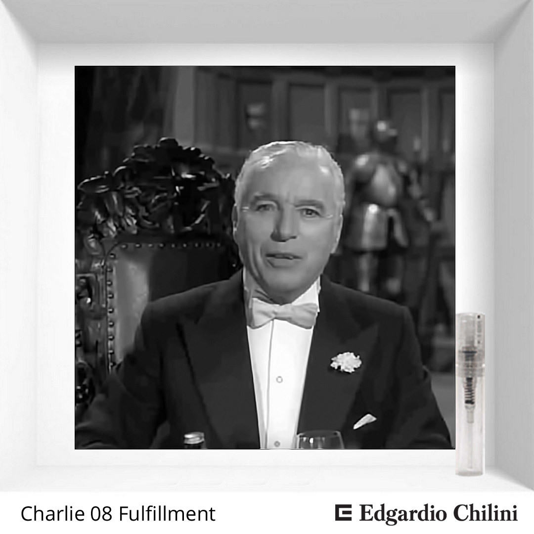 Свежий зеленый аромат Charlie 08 Fulfillment Edgardio Chilini 2 ml 00201