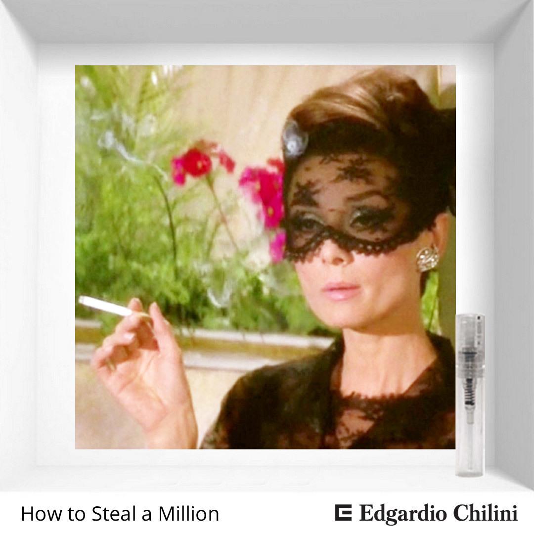 Нежный аромат How To Steal A Million Edgardio Chilini 2 ml 00204