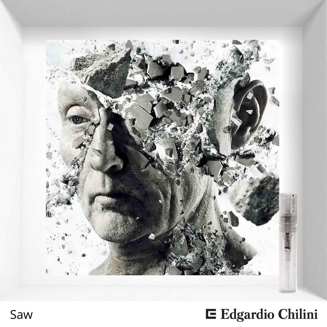 Тревожный пряный аромат Saw Edgardio Chilini 2 ml 00207