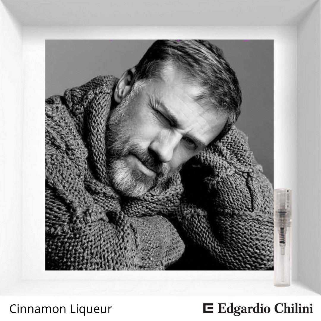 Пряный сладкий аромат Cinnamon Liqueur Edgardio Chilini 2 ml 00210