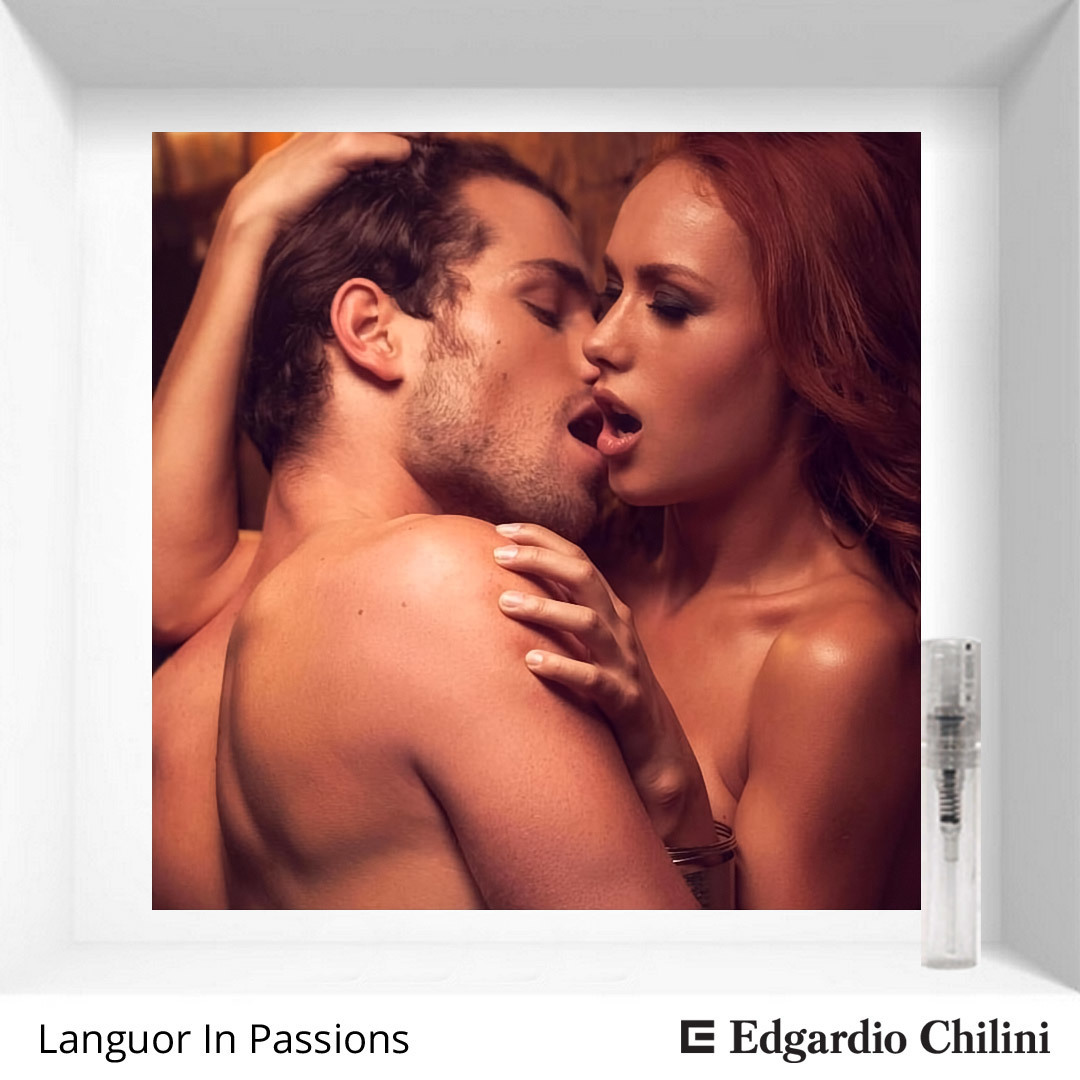 Сладкий табачный аромат Languor In Passions Edgardio Chilini 2 ml 00226