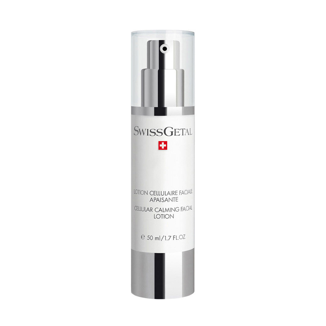Лосьон для лица успокаивающий кожу Cellular Calming Facial Lotion SwissGetal 50 ml 00244