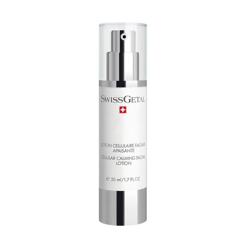 Лосьон для лица успокаивающий кожу Cellular Calming Facial Lotion, SwissGetal, 50 ml