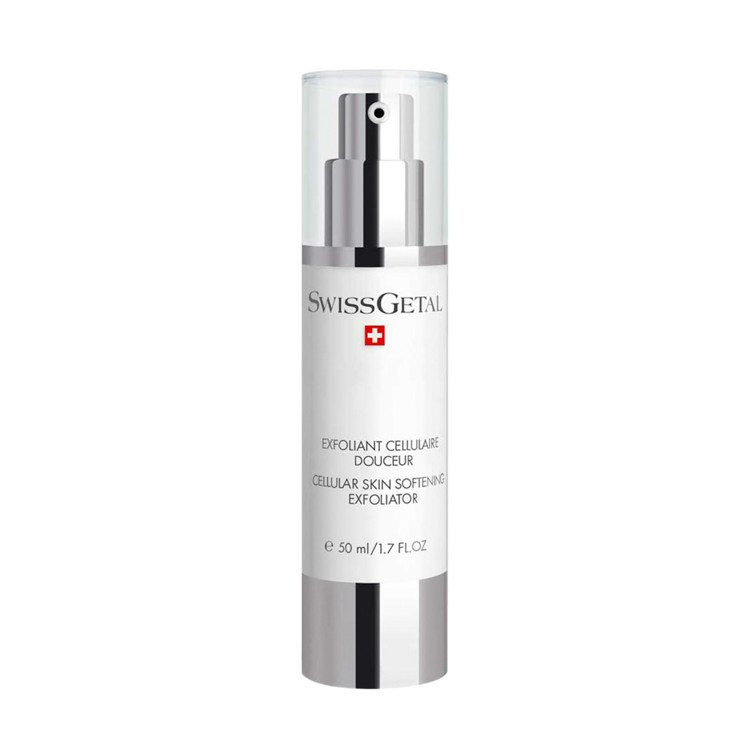 Мягкий скраб для кожи лица  Cellular Skin Softening Exfoliator SwissGetal 50 ml 00246