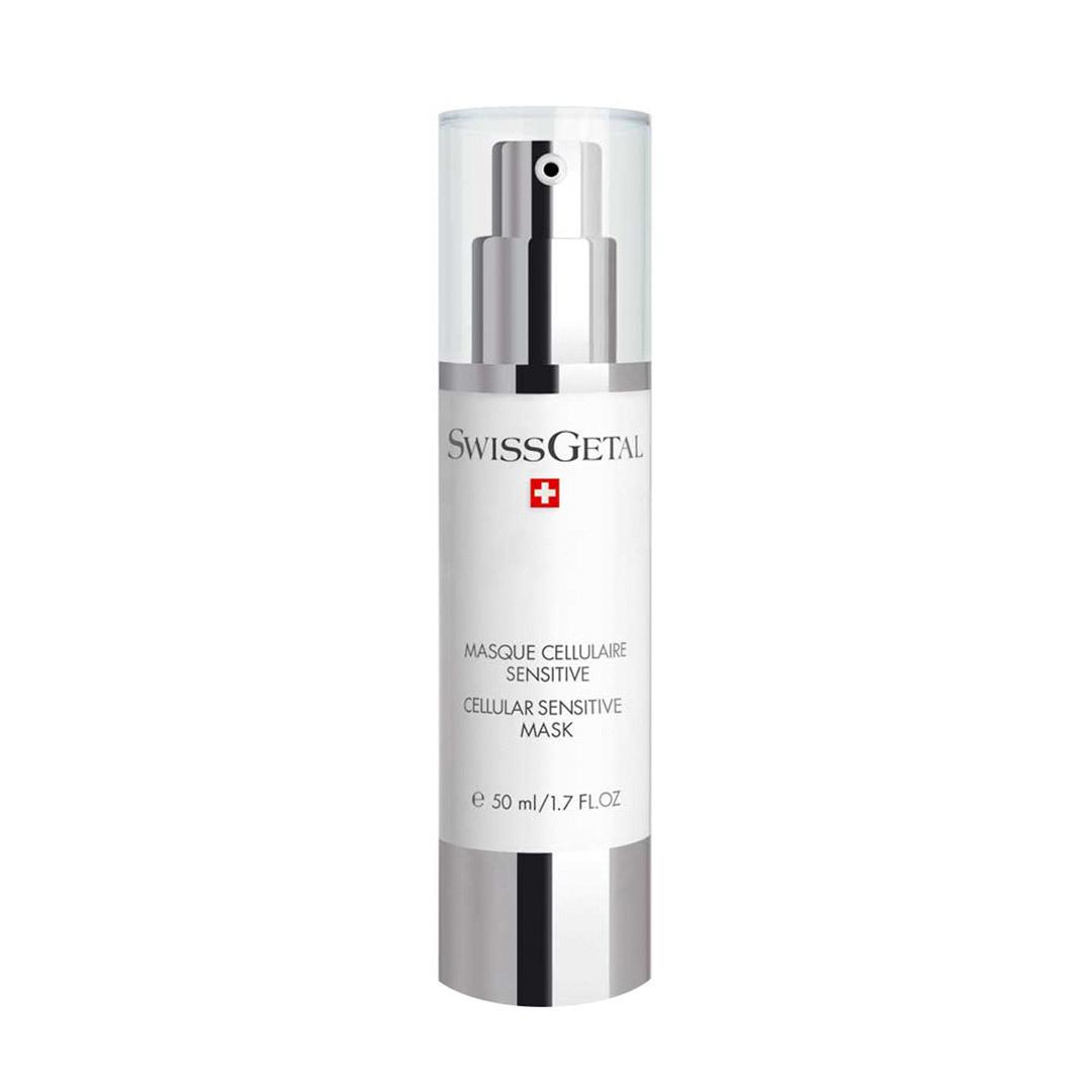 Маска для чувствительной кожи Cellular Sensitive Mask SwissGetal 50 ml 00247