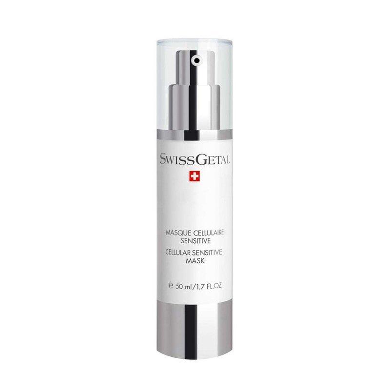 Маска для чувствительной кожи Cellular Sensitive Mask, SwissGetal, 50 ml