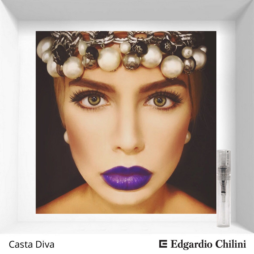 Цветочный фруктовый аромат Casta Diva Edgardio Chilini 2 ml 00234