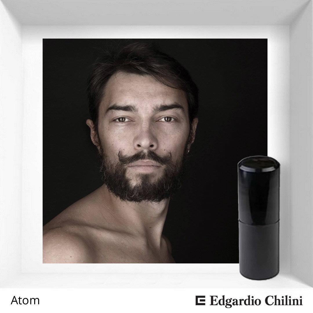 Энергичный древесный аромат Atom Edgardio Chilini 00126