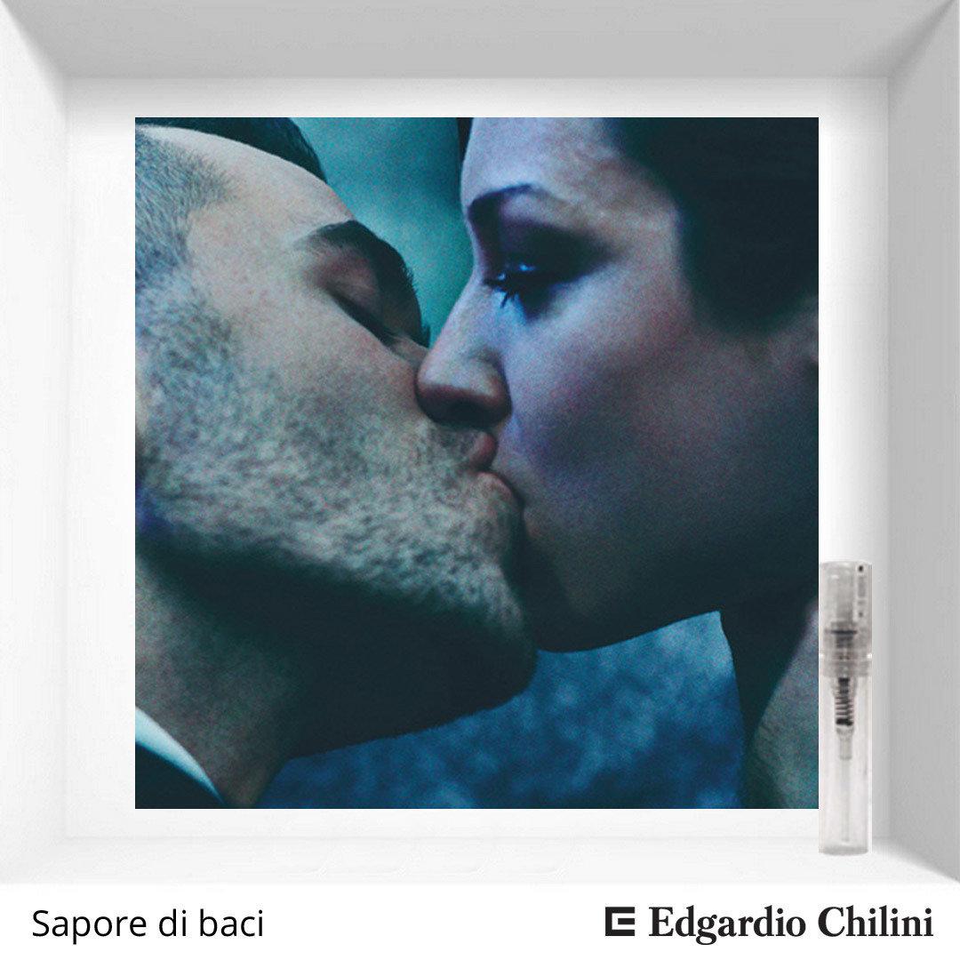 Мятный ванильный аромат Sapore di baci Edgardio Chilini 2 ml 00254