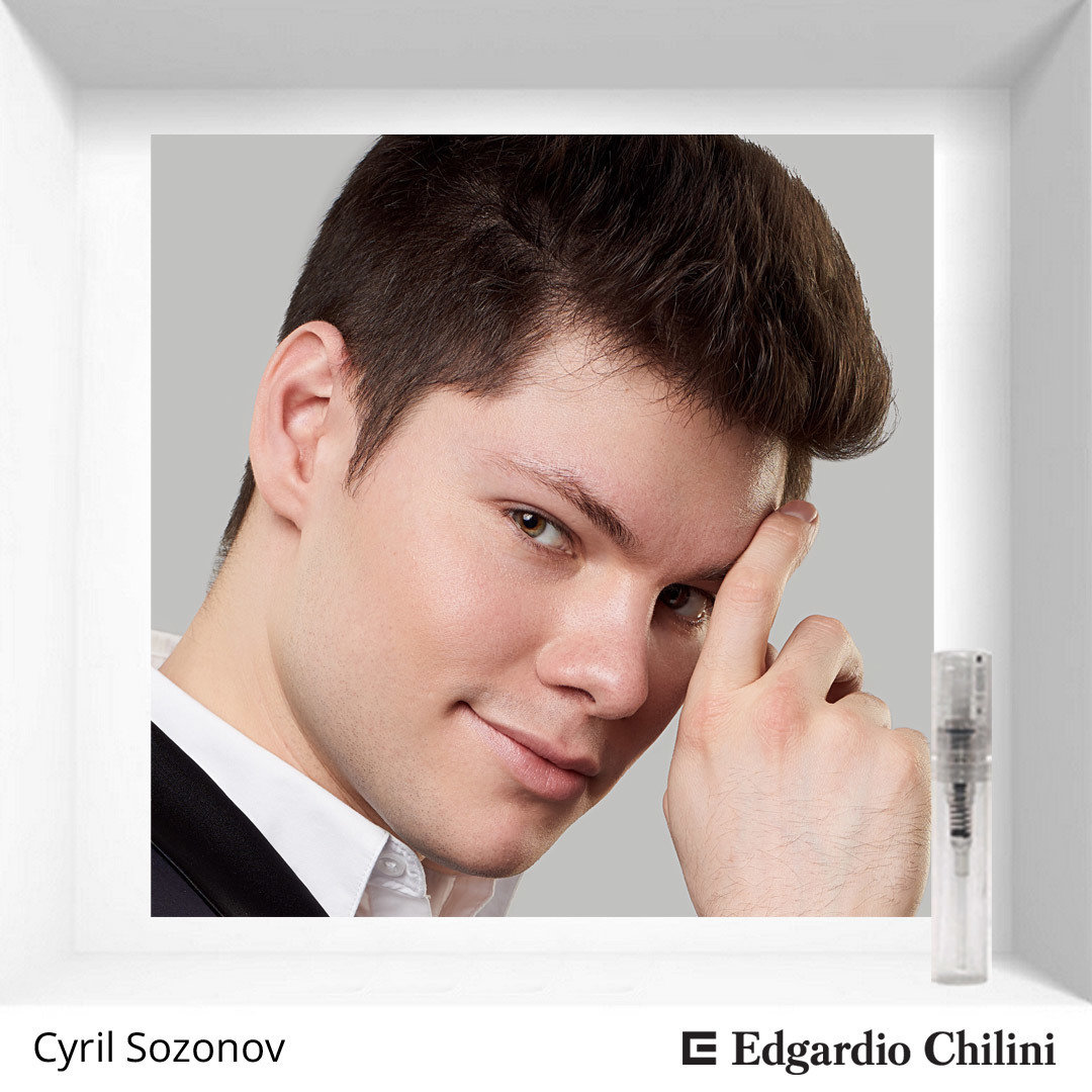 Древесный аромат Cyril Sozonov Edgardio Chilini 00265