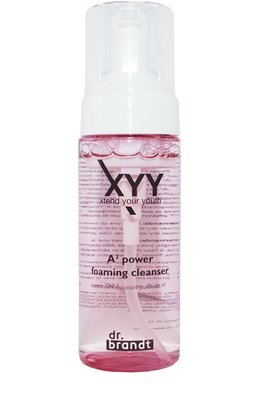 Очищающая пенка для умывания A3 Power Foaming Cleanser, Xtend Your Youth (XYY), Dr.Brandt, 150 ml