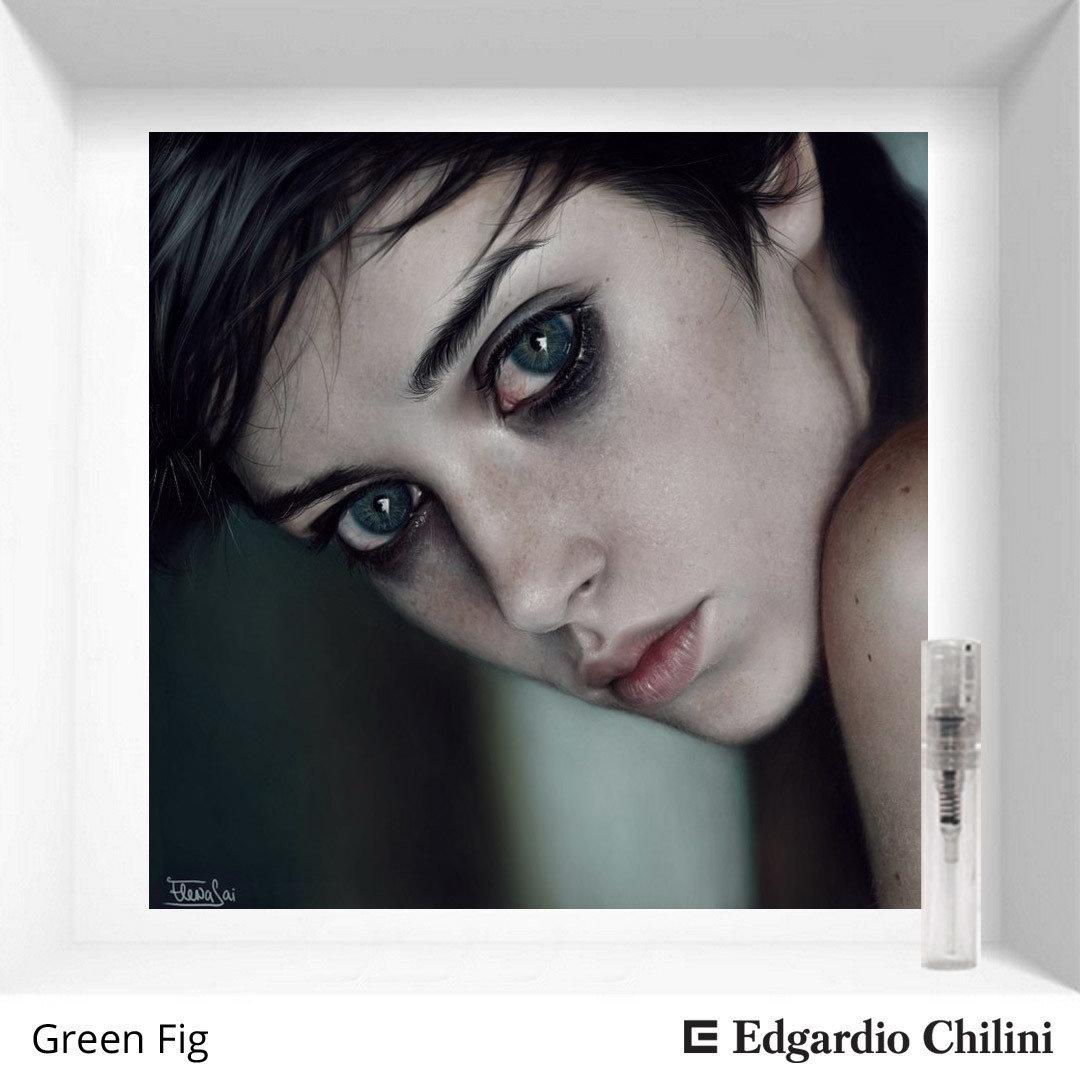 Инжирный аромат Green Fig Edgardio Chilini 2 ml 00289