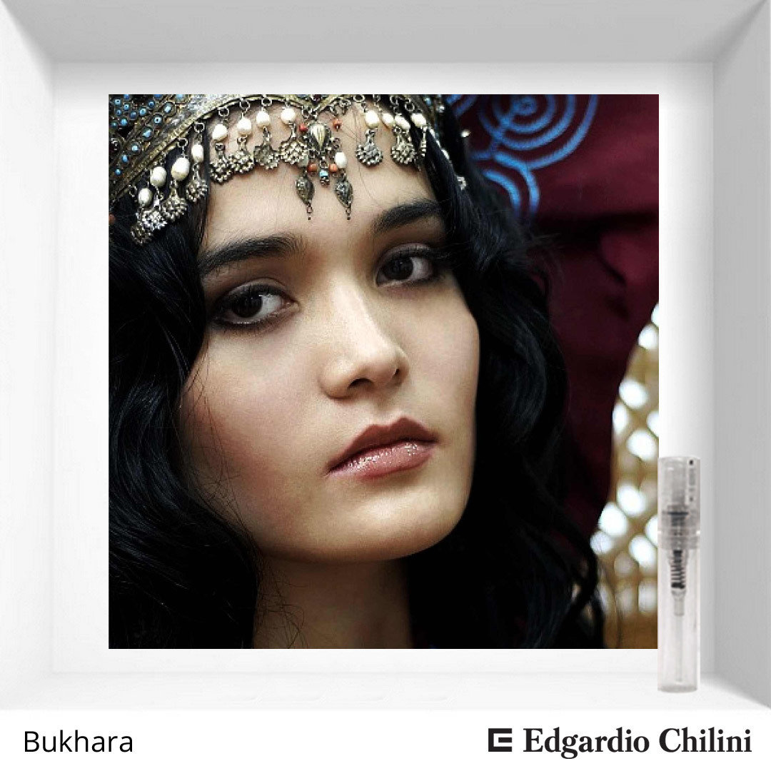 Цветочный аромат Bukhara Edgardio Chilini 2 ml 00309