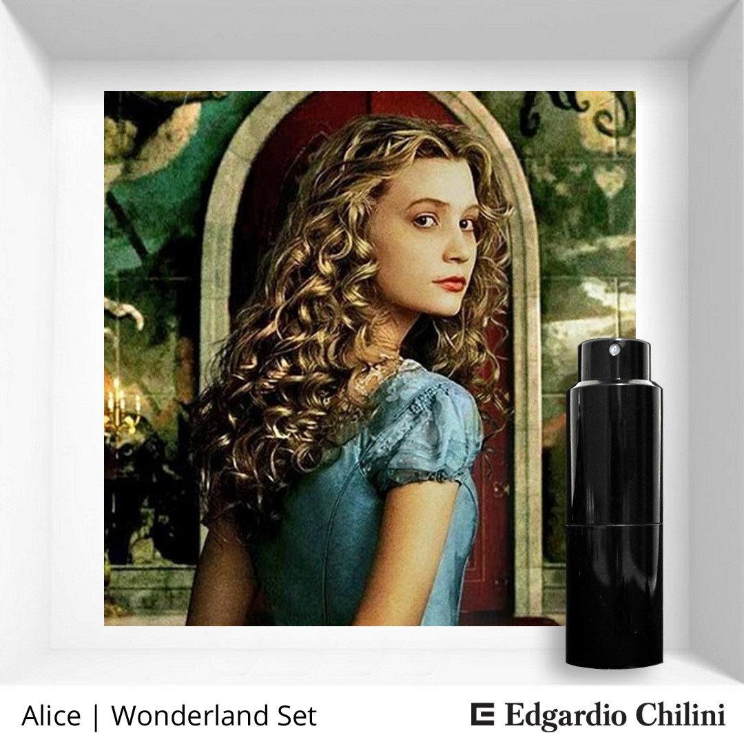Набор ароматов Wonderland Set Edgardio Chilini 6х10 ml