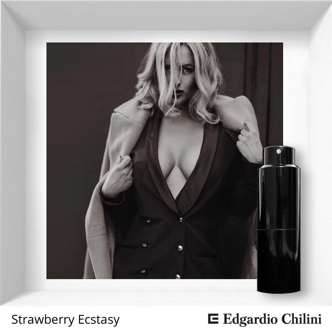Клубничный аромат Strawberry Ecstasy, Edgardio Chilini