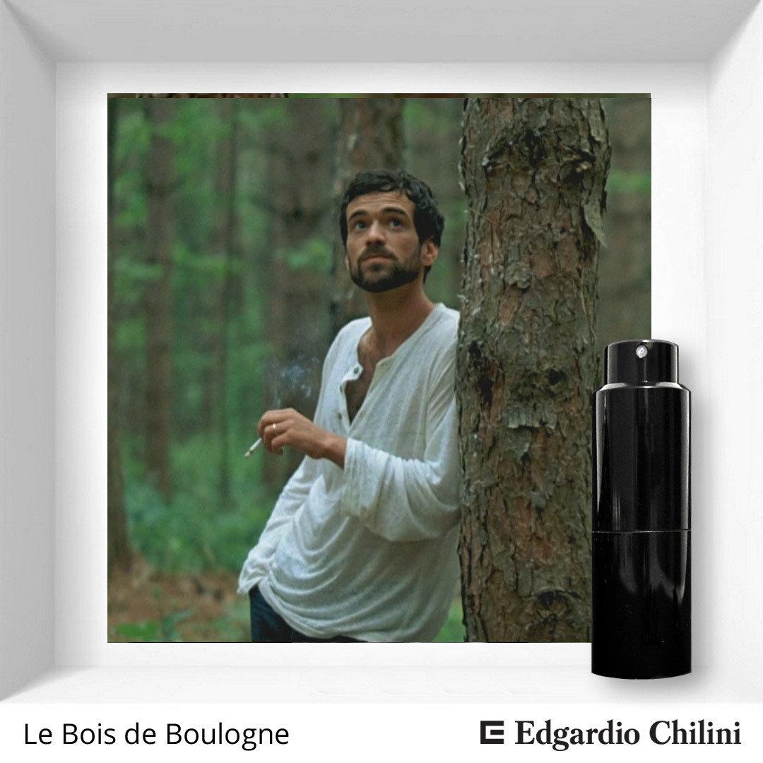 Цветочный специевый аромат Le Bois de Boulogne, Edgardio Chilini