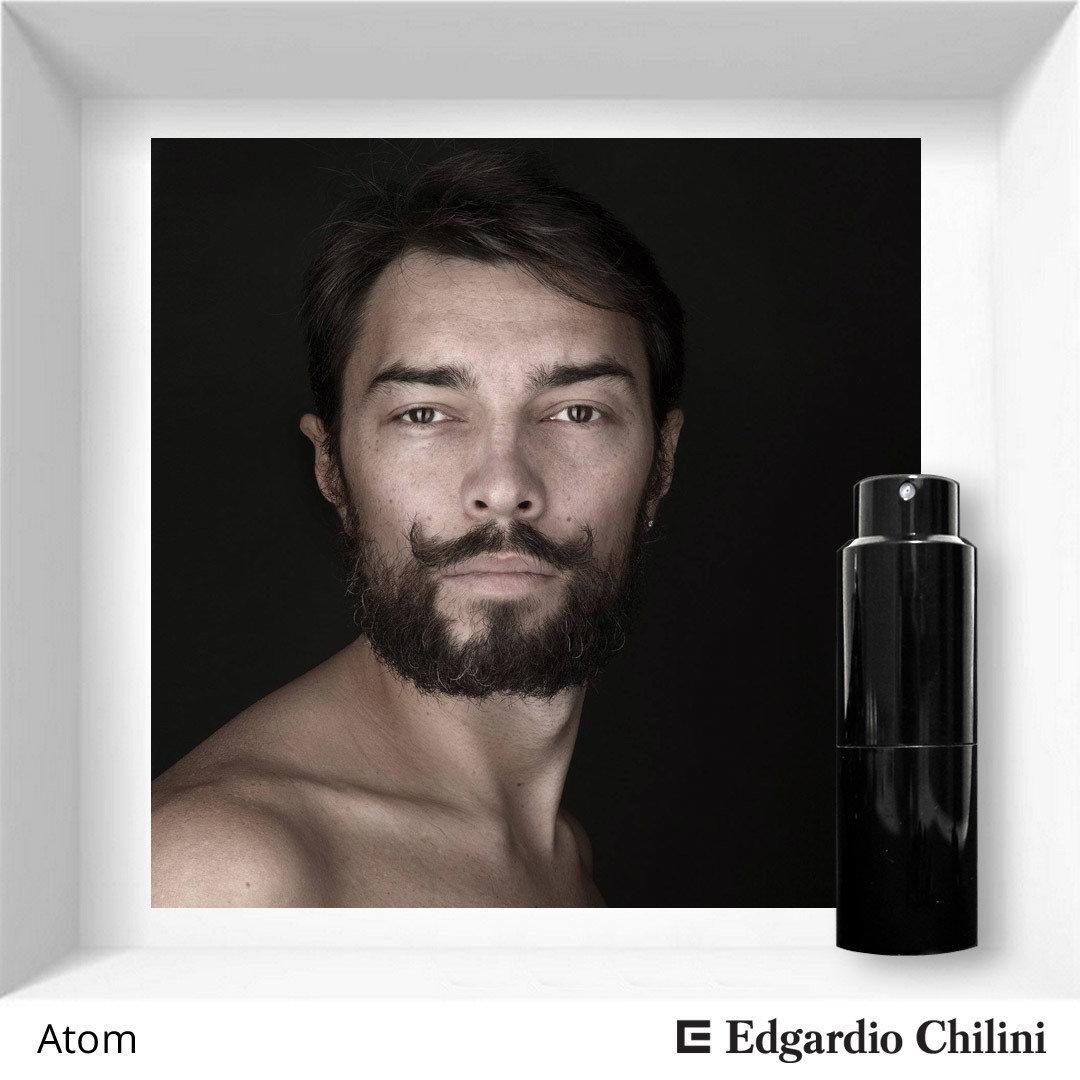 Энергичный древесный аромат Atom, Edgardio Chilini