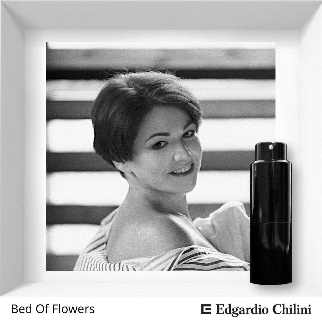 Цветочный фруктовый аромат Bed Of Flowers Edgardio Chilini