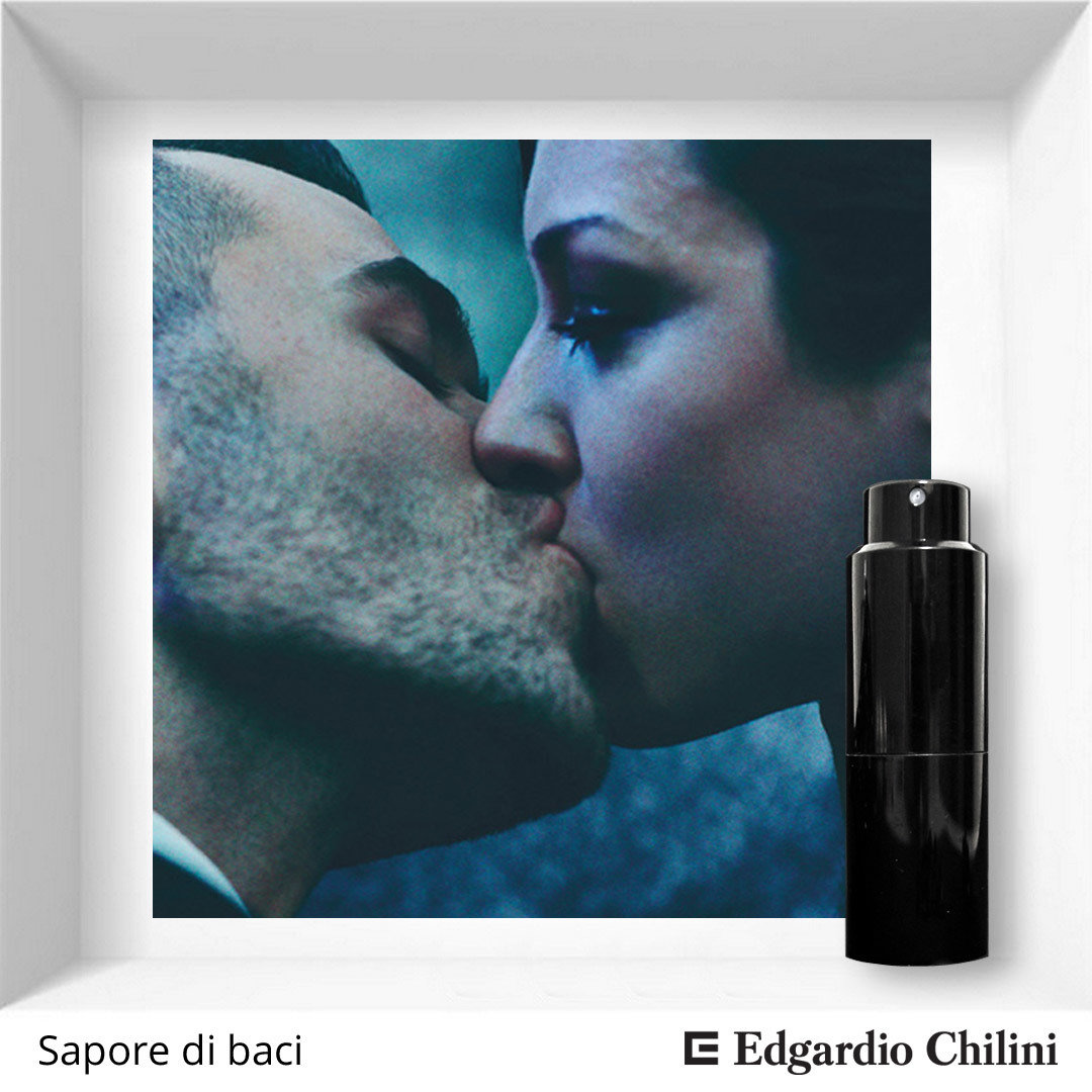 Мятный ванильный аромат Sapore di baci, Edgardio Chilini