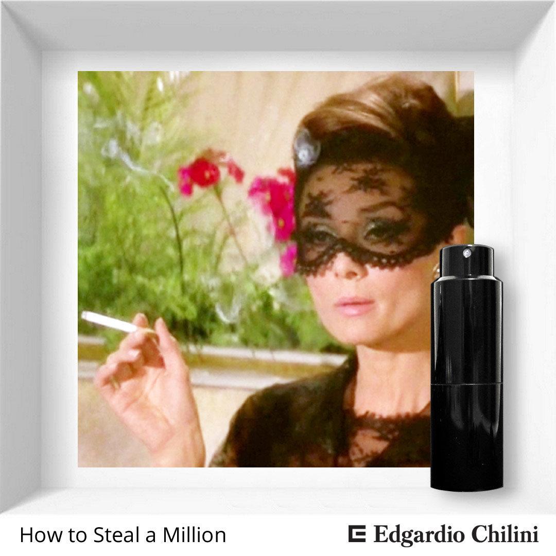 Нежный аромат How To Steal A Million, Edgardio Chilini