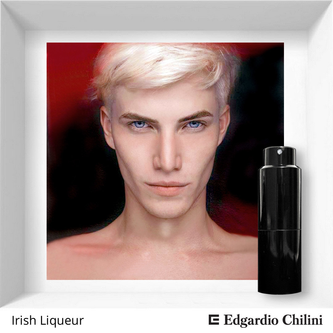 Edgardio Chilini, Irish Cream, creamy fruit fragrance