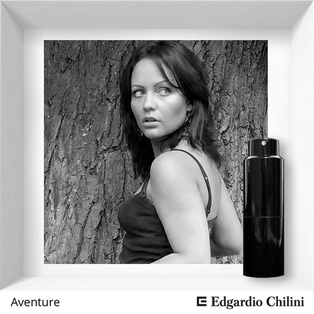 Цветочный аромат Aventure Edgardio Chilini