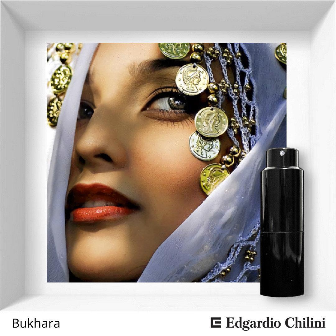 Edgardio Chilini, Bukhara, flower fragrance