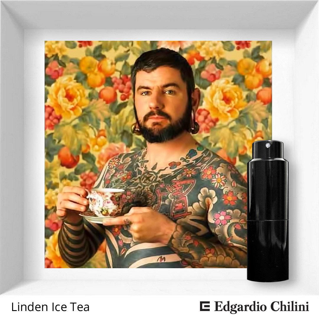 Цветочный аромат Linden Ice Tea, Edgardio Chilini