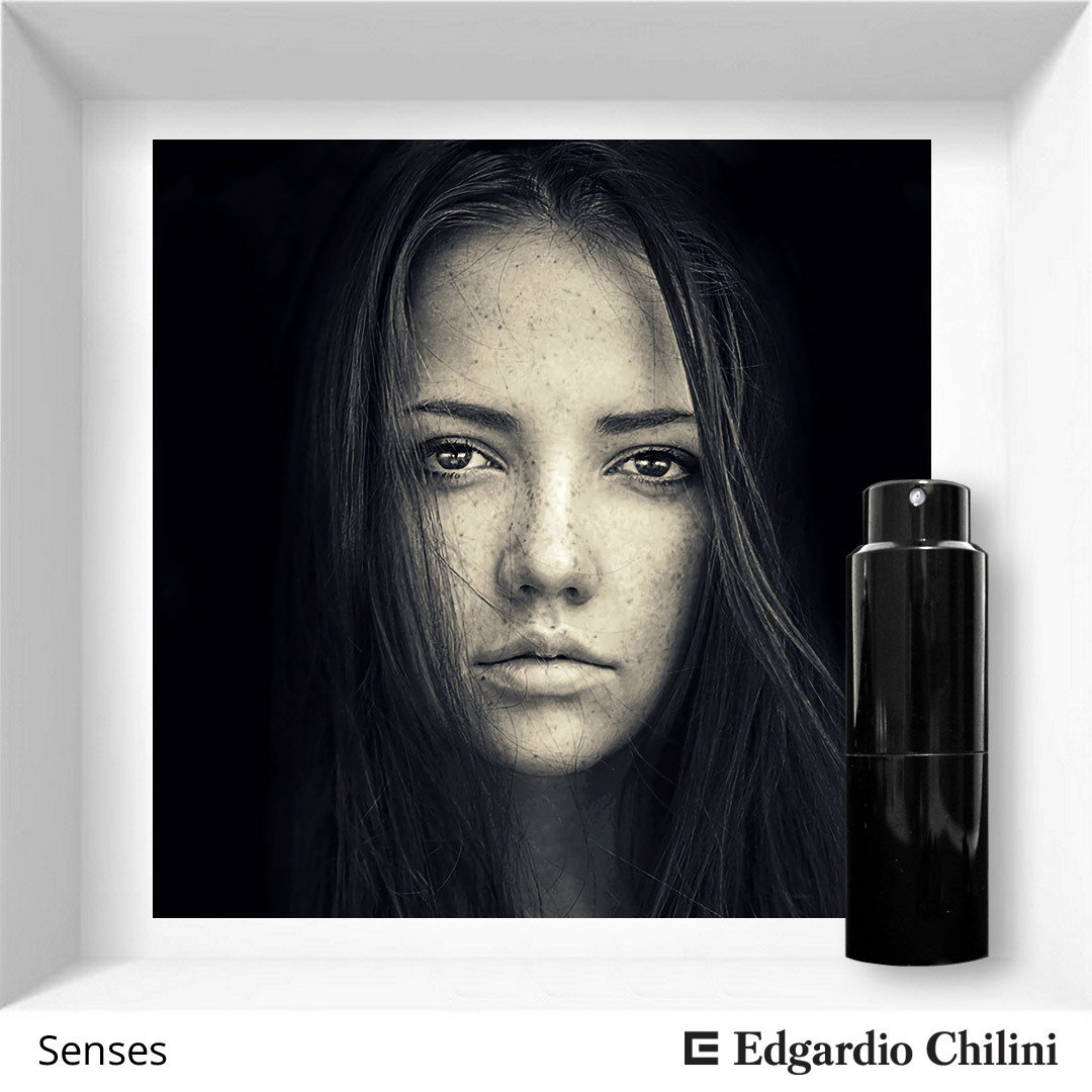Цветочный аромат Senses Edgardio Chilini
