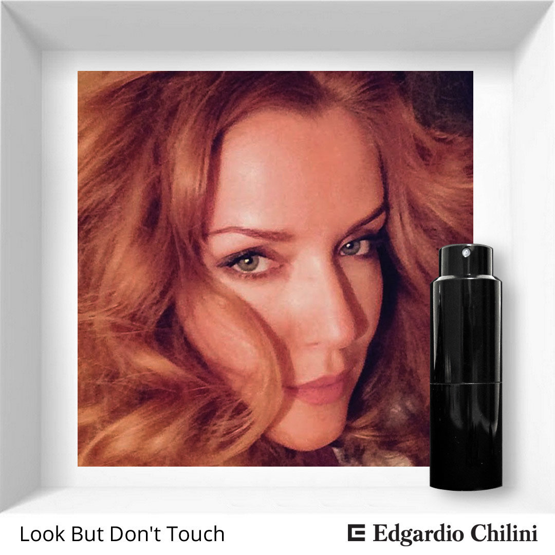 Цветочный фруктовый аромат Look But Don't Touch Edgardio Chilini