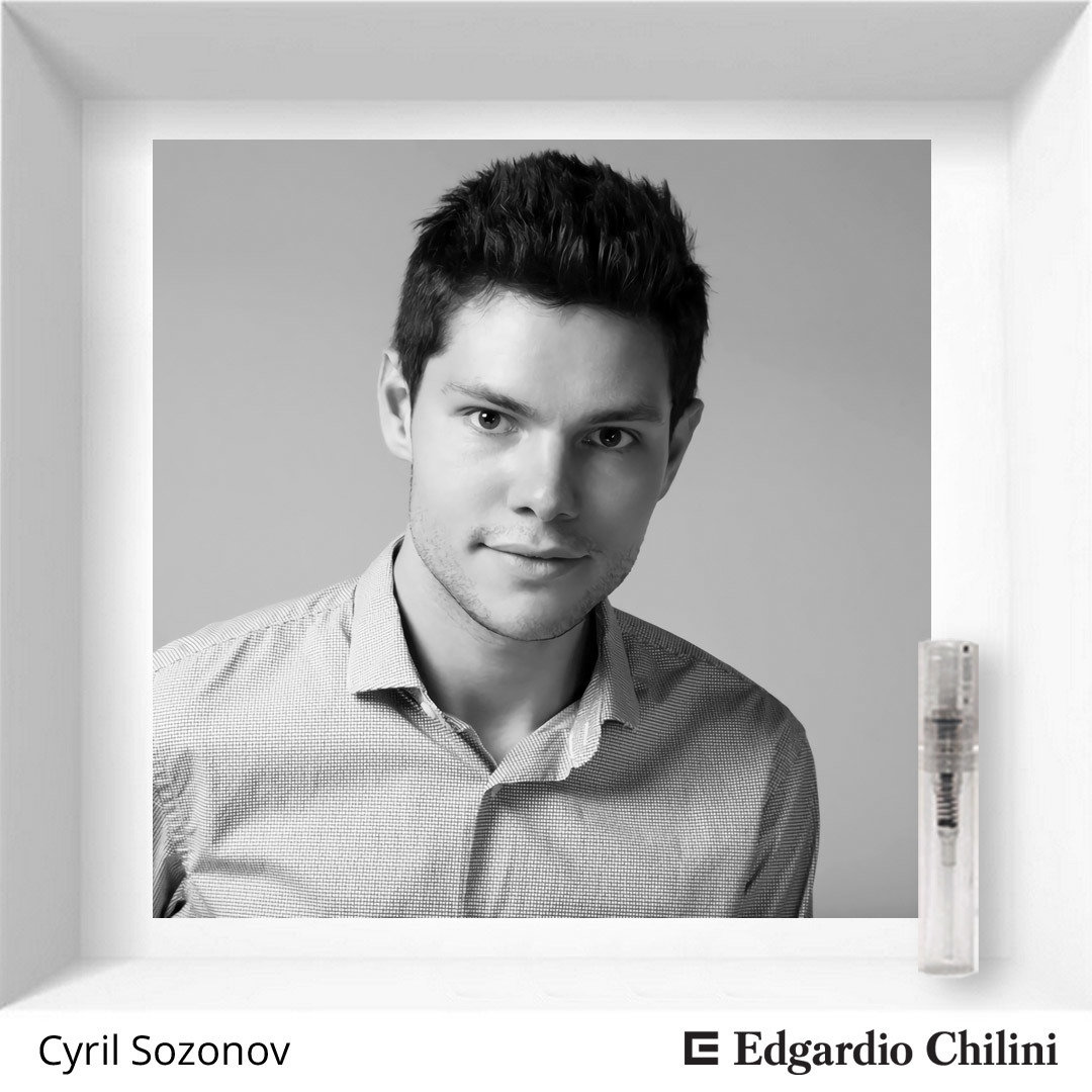 Древесный аромат Cyril Sozonov Edgardio Chilini 2ml