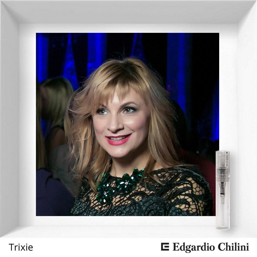 Свежий цветочный аромат Trixie, Edgardio Chilini, 2 ml