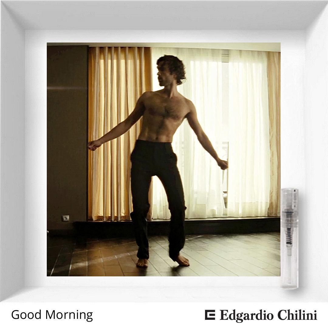 Семпл бодрящего цитрусового травяного аромата Good Morning, Edgardio Chilini, 2 ml