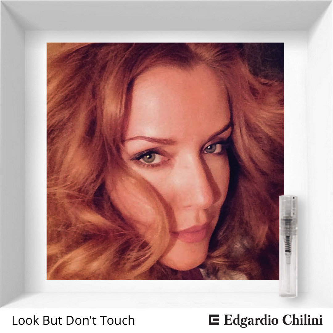 Цветочный фруктовый аромат Look But Don't Touch, Edgardio Chilini, 2 ml