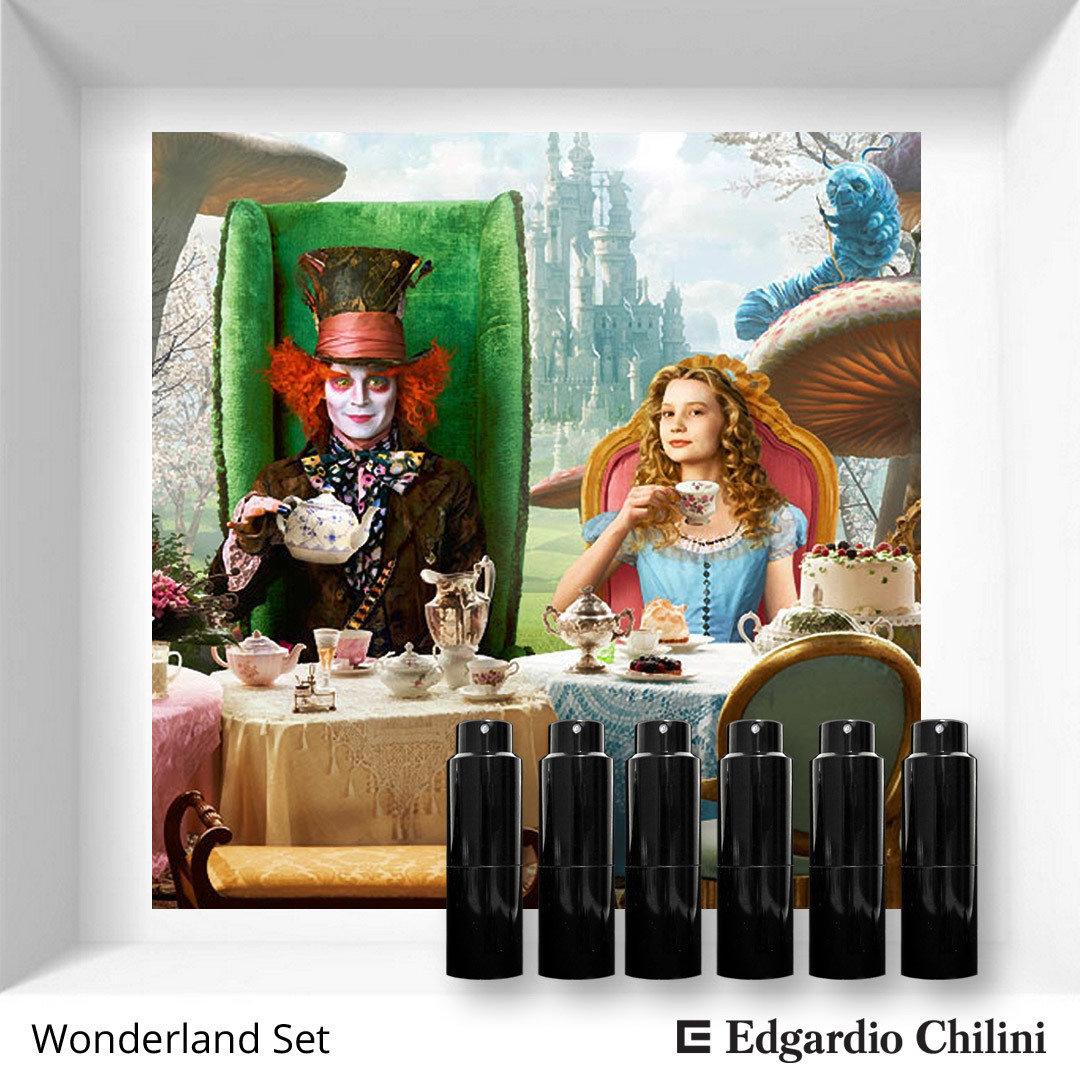 Набор ароматов Wonderland Set Travel Box 6х10 ml