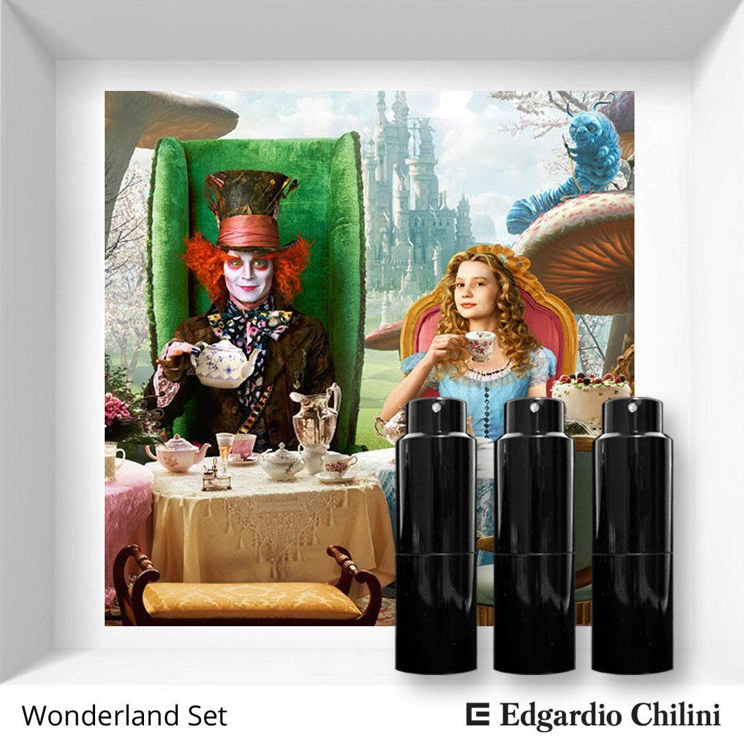 Набор ароматов Wonderland Set Travel Box 3х10 ml