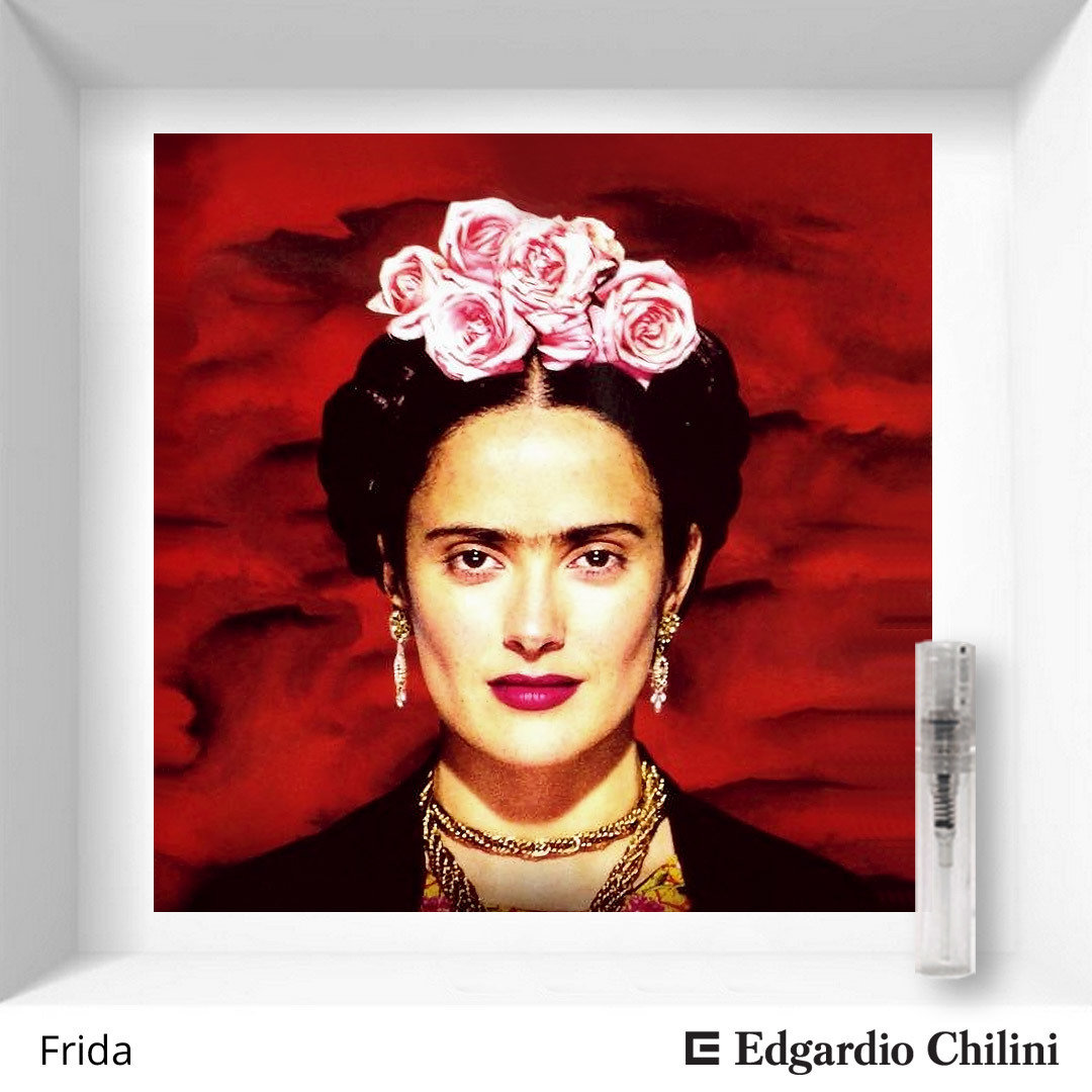 Цветочный аромат Frida Edgardio Chilini 2 ml