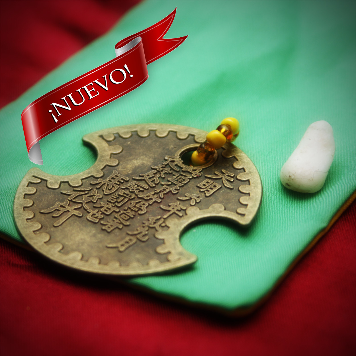 AMULETO PARA EL AMOR INFINITO