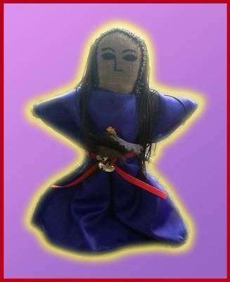 Muñecas Oyumi para el Mal de Ojo