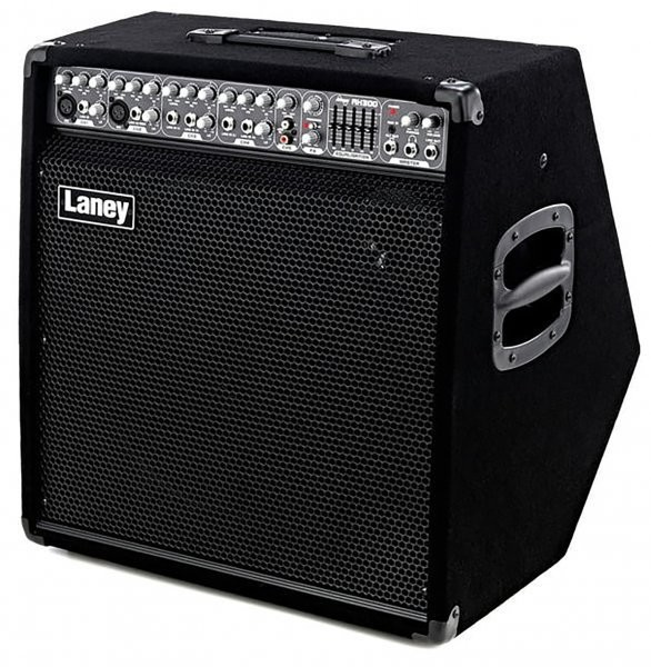 Laney Audiohub Combo AH300, 300-Watt 1x15