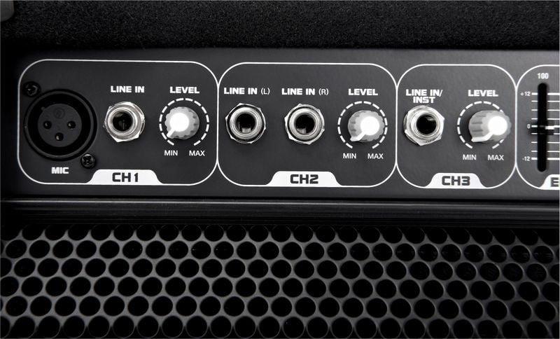 "Laney Audiohub Combo AH40, 40-Watt, 1x8"", 3-Channel Keyboard Amp / Mixer"