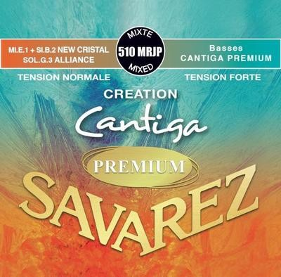 Savarez Premium 510 MRJP - Creation Series - Nylon E1 and B2, Carbon G3 - Outstanding Basses!