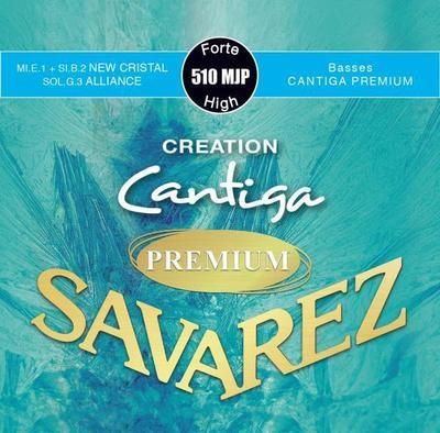 Savarez Premium 510 MJP - Creation Series - Nylon E1 and B2, Carbon G3 - Outstanding Basses!