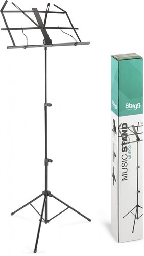 Stagg MUS-Q2 - Economy Model Folding Music Stand