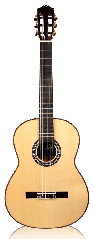 Cordoba F7 Flamenco Guitar - Solid European Spruce Top