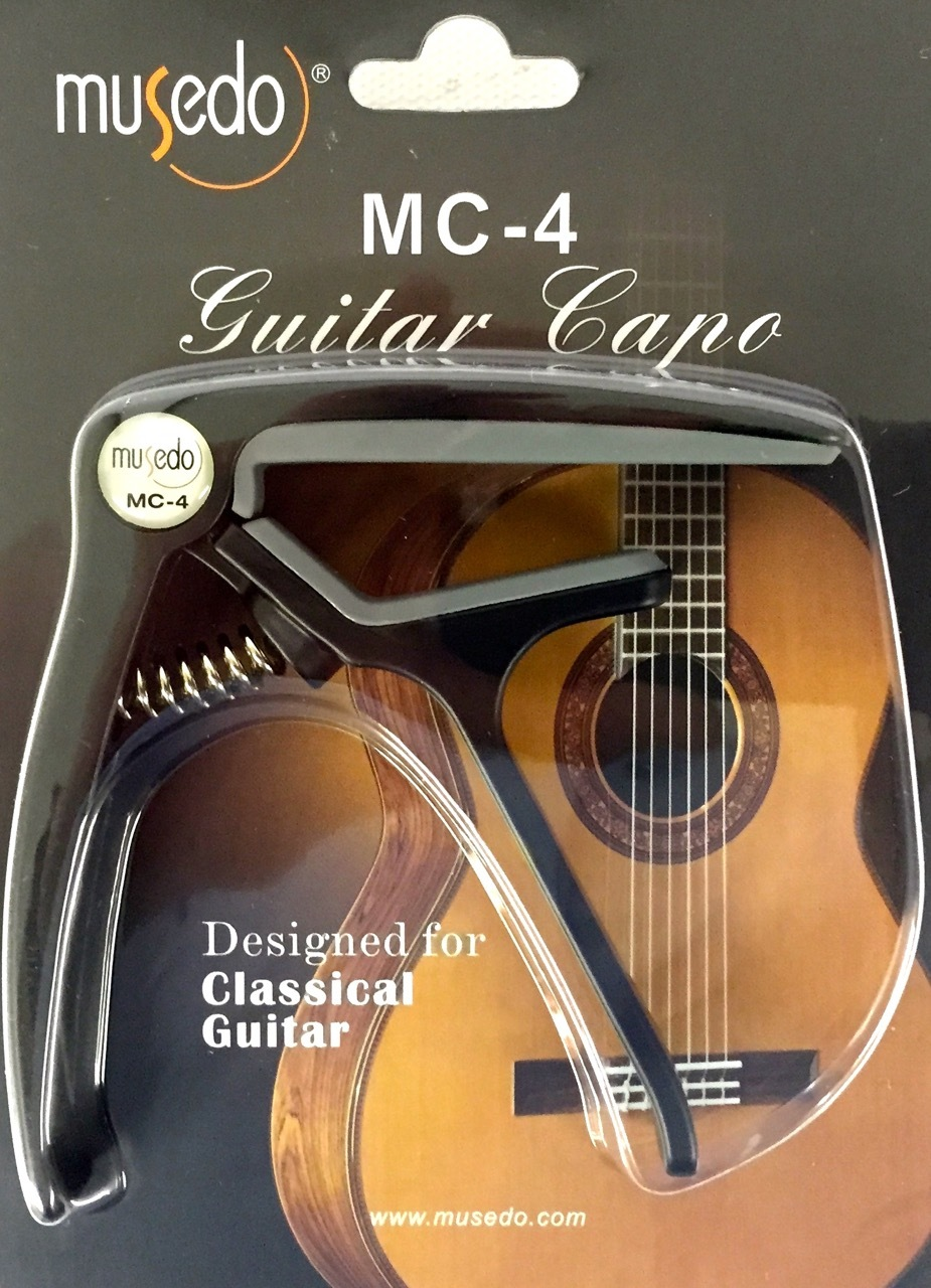 Designed for the Classical Guitar's Flat Fretboard