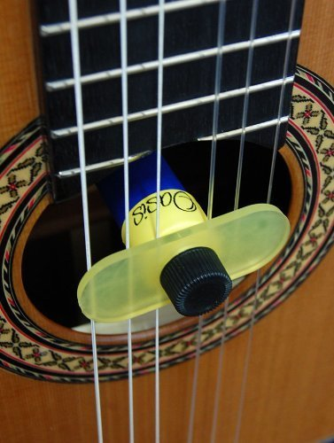 Fits in Soundhole of your acoustic/Classical Guitar