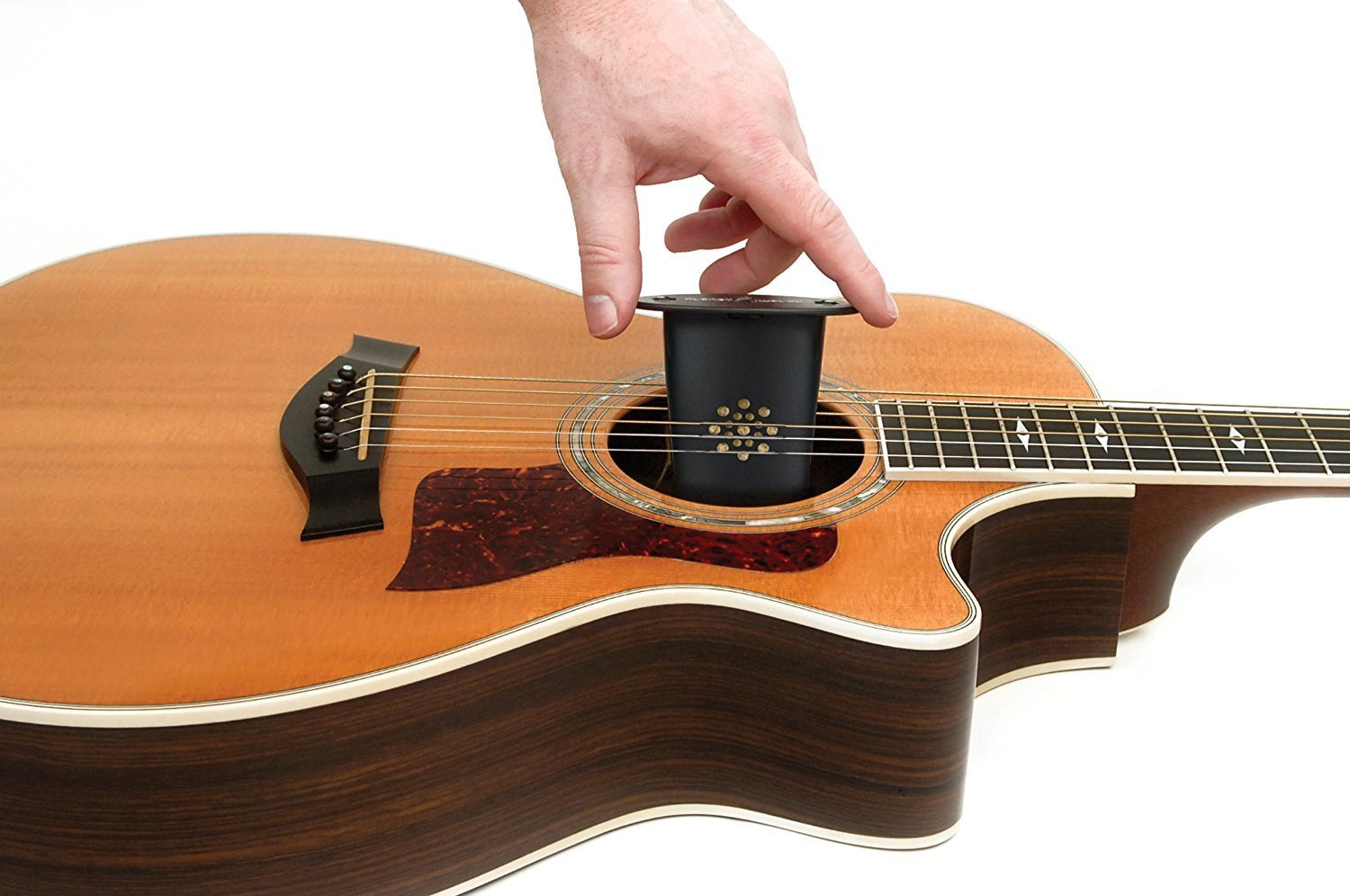 Place in Guitar Sound Hole