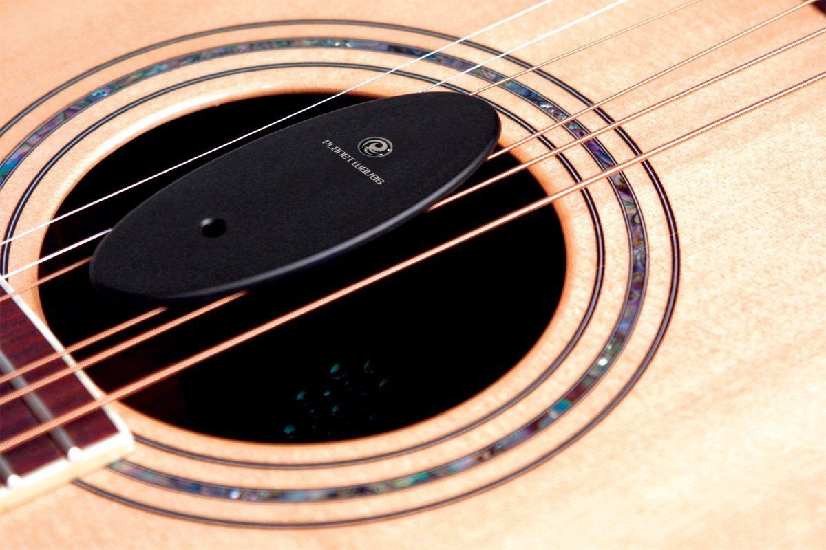 Non Drip Design protects your guitar by controlling humidity