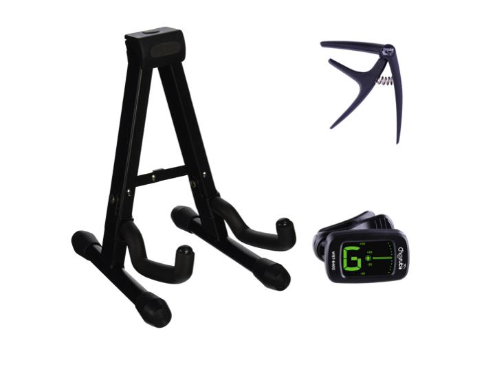Calido Ukulele Accessories Kit 00125